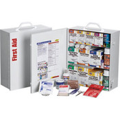 3-Shelf, 100-Person, 1092-Piece First Aid Station