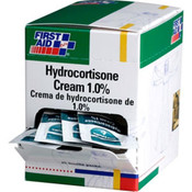 1.0% Hydrocortisone Cream, 0.9gm (25/Box)