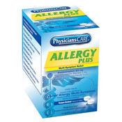 Allergy Plus Antihisamine, 2 Pkg/50 ea