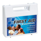 200-Piece All-Purpose First Aid Kit (Plastic Case)