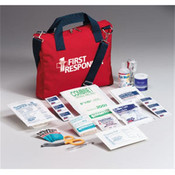 120-Piece First Responder First Aid Kit