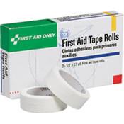 "First Aid Tape, 1/2"" x 2 1/2 yd, 2 Rolls/Box"