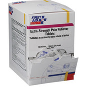 Extra-Strength Pain Relief, 2 Pkg/250 ea
