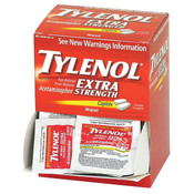 Extra-Strength Tylenol® (100/Box)