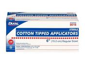 """Cotton Tipped Applicators, 3"""", 100/Pkg"""