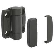 Kipp Plastic Detent Hinge, K0439.56232310 (1/Pkg.)