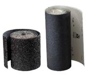 "Floor Sanding Rolls - Silicon Carbide Thrift Rolls - 12"" x 25 FT, Grit/ Weight: 40F, Mercer Abrasives 411040 (1/Pkg.)"