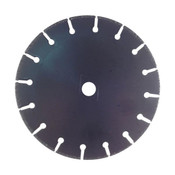 "RemGrit Carbide Grit Circular Saw Blade (GC652), 6 1/2"", 1/2""-5/8"" Arbor Size"