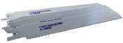 """Blu-Mol Bi-Metal Reciprocating Saw Blades (All-Purpose) (6479-50) 10/14 TPI, 8"""" x 3/4"""" x 0.035"""" (50/Pkg.)"""