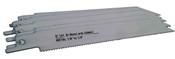 """Blu-Mol Bi-Metal Reciprocating Saw Blades (Metal) (6476-50), 18 TPI, 6"""" x 3/4"""" x 0.035"""" (50/Pkg.)"""