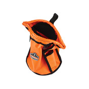 Arsenal 5538 Topped Parts Pouch, Tarpaulin, Orange