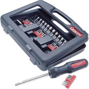 Crescent 34-Piece Dura-Driver Ratchet Set