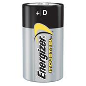 Energizer Industrial D Alkaline Batteries (12/Pkg.)