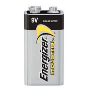 Energizer Industrial 9V Alkaline Batteries (12/Pkg.)