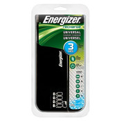 Energizer Recharge Family Charger, For AA/AAA/C/D/9V