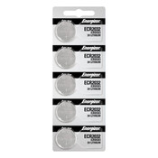 Energizer 2032 Battery, Tear Strip (100/Pkg.)