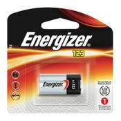 Energizer 123 Lithium Battery (1/Pkg.)