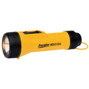 Energizer Industrial Heavy-Duty LED Flashlight, 2D
