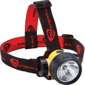 Trident LED Headlight, 4 LED, Class 1, Division 1, Yellow