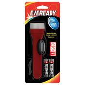 Eveready Industrial 2AA LED Magnetic Flashlight (1/Pkg.)