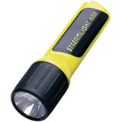 4AA ProPolymer Xenon Class 1, Division 1 Flashlight, Yellow