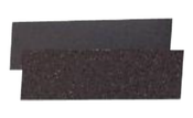 "Floor Sanding Sheets - Silicon Carbide - 8"" x 26-1/4"", Grit/ Weight: 50F, Mercer Abrasives 412826050 (25/Pkg.)"