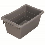 "Akro-Tub Cross-Stack Container, 23 3/4""L x 12""H x 17 1/4""W"