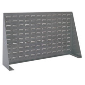 "Louvered Bench Rack, 27 15/16""L x 19 9/16""H x 8 9/16""W"