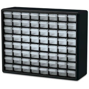 Plastic Storage Cabinet, 64 Drawer (Small)
