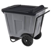 Akro-Cart Bulk Material Cart, Gray