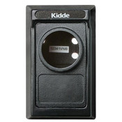 KeySafe™ Original Mortise Lid Key Box (Permanent), Black, Reshipper