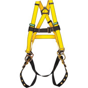 Workman Harness w/ Qwik-Fit Leg Buckles, Standard
