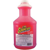 Sqwincher Liquid Concentrate, 64 oz Bottle, Mixed Berry (6/Case)