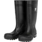 "River City 14"" PVC Boots, Plain Toe, Size 10"