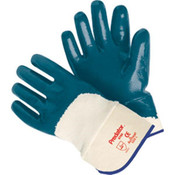 Predator Nitrile Gloves, Palm Coated (12 Pair)