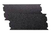 "Floor Sanding Sheets - Silicon Carbide - 8"" x 19-1/2"", Grit/ Weight: 12X, Mercer Abrasives 416012 (25/Pkg.)"