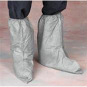 "Tyvek FC Boot Covers, 18"", Gray, 1 Pair"