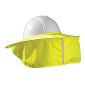 Stow-Away Hard Hat Shade, Hi-Vis Yellow