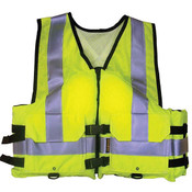 Stearns Work Zone Gear ANSI Vest, 3X-Large