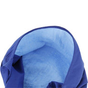 Chill-Its 6710CT Cooling Towel, Hat, Blue