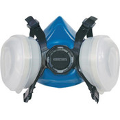 Signature One-Step Low-Maintenance Half-Mask Respirator, Medium