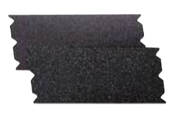 "Floor Sanding Sheets - Silicon Carbide - 8"" x 19-1/2"", Grit/ Weight: 80F, Mercer Abrasives 416080 (25/Pkg.)"