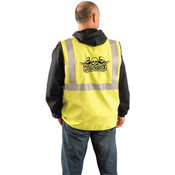 Class 2 Classic FR Solid Vest, Large