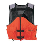 Stearns Work Zone Gear Vest, Large