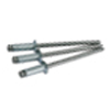 ACA 6-8 3/16 (.376-.500)x0.675 Aluminum/Aluminum Countersunk Blind Rivet (4000/Bulk Pkg.)