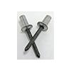 ASCE 5-3 5/32 (.126-.250) Aluminum/Steel Dome Closed-End Blind Rivets (8000/Bulk Pkg.)
