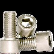 M6-1.00x90 MM,(PT) Socket Head Cap Screws, 316 Stainless Steel (A4) (500/Bulk Pkg.)