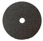 "Cloth Floor Sanding Discs - Silicon Carbide - 20"" x 2"" Hole, Grit/ Weight: 20X, Mercer Abrasives 430020 (20/Pkg.)"