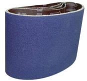 "Floor Sanding Belts - Zirconia - 11-7/8"" x 29-1/2"", Grit/ Weight: 24X, Mercer Abrasives 438112024 (10/Pkg.)"