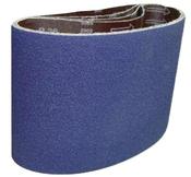 """Floor Sanding Belts - Zirconia - 9-7/8"""" x 29-1/2"""", Grit/ Weight: 36X, Mercer Abrasives 438929036 (10/Pkg.)"""